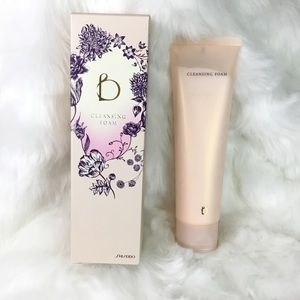 SHISEIDO BENEFEIQUE CLEANSING FOAM